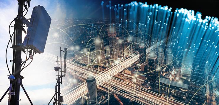 Nätverk 3G / 4G / 5G